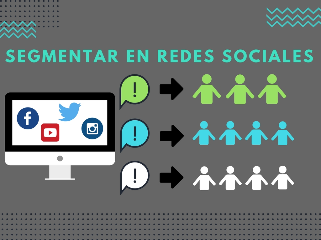 Segmentar en redes sociales
